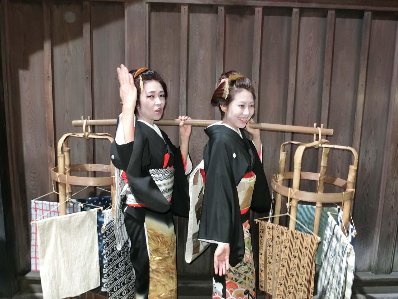 2016年1月2日 深川江戸資料館 正月特別公演