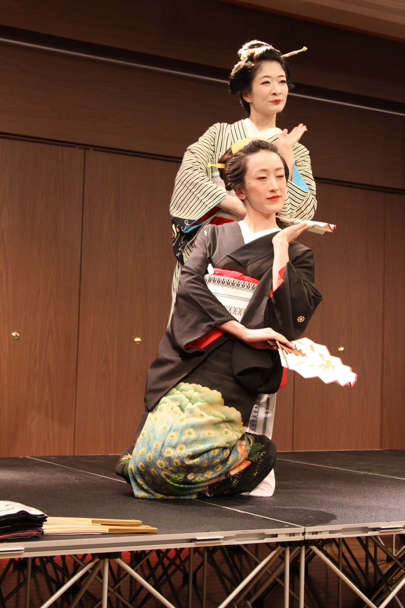 平成27年 お江戸体験劇場!(発表会+大忘年会)