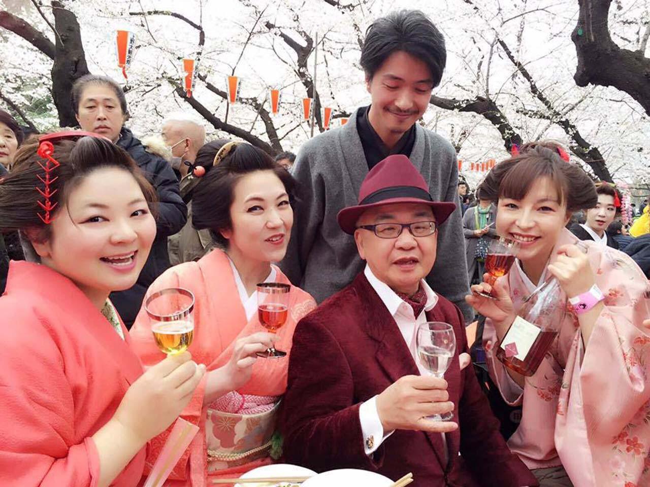 2016.4/2「THEニッポンの大宴会~お花見ver.~Vol.8」
