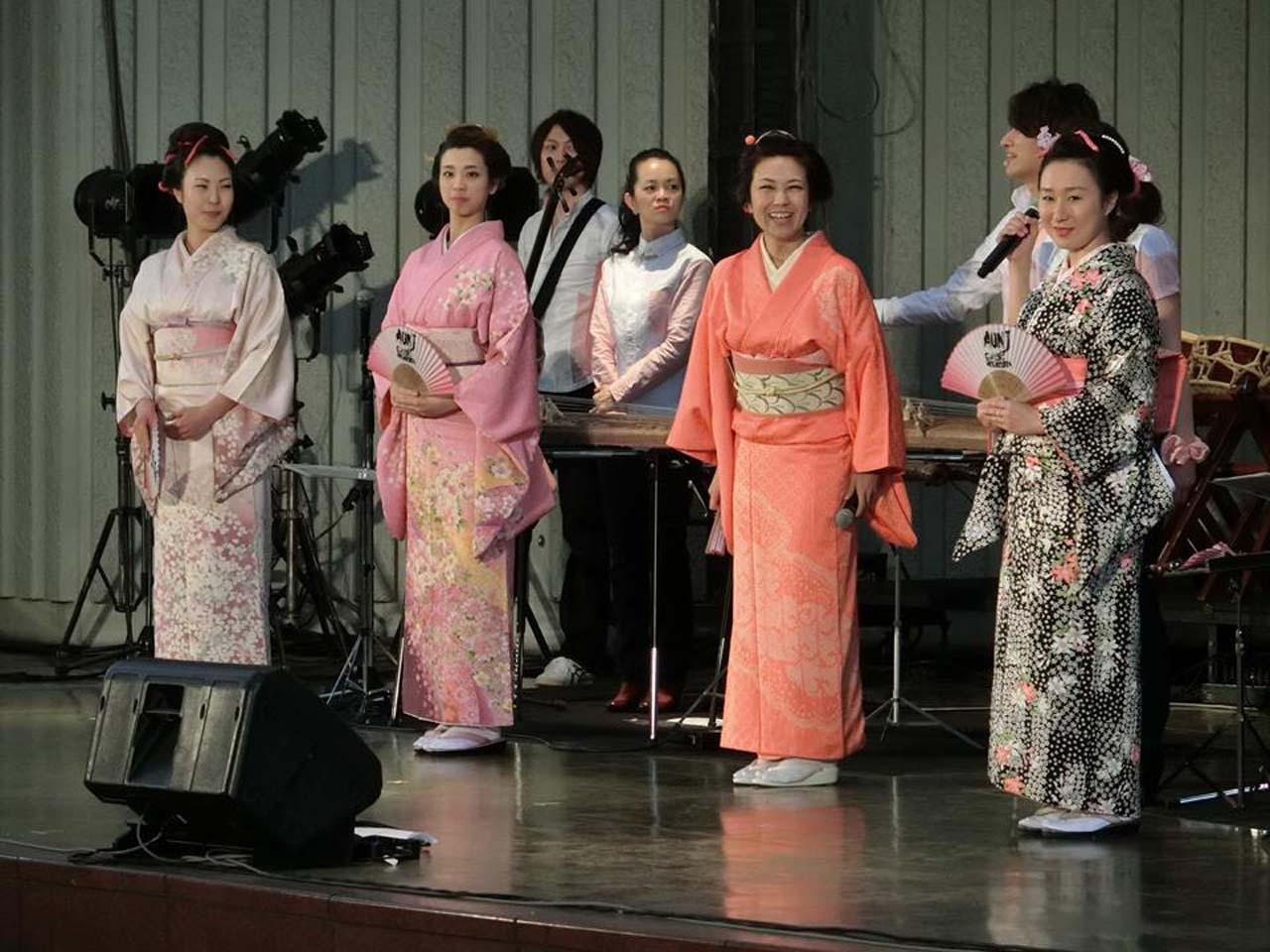 2016.4/9「AUNJクラッシックオーケストラ×大友千里with深川おどり」