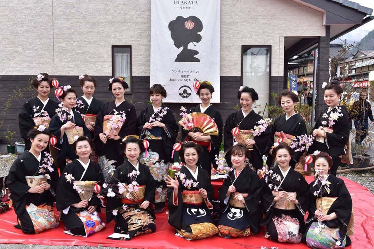 2016.4/19「日光弥生祭×深川おどり」